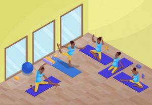 pregnancy yoga classes