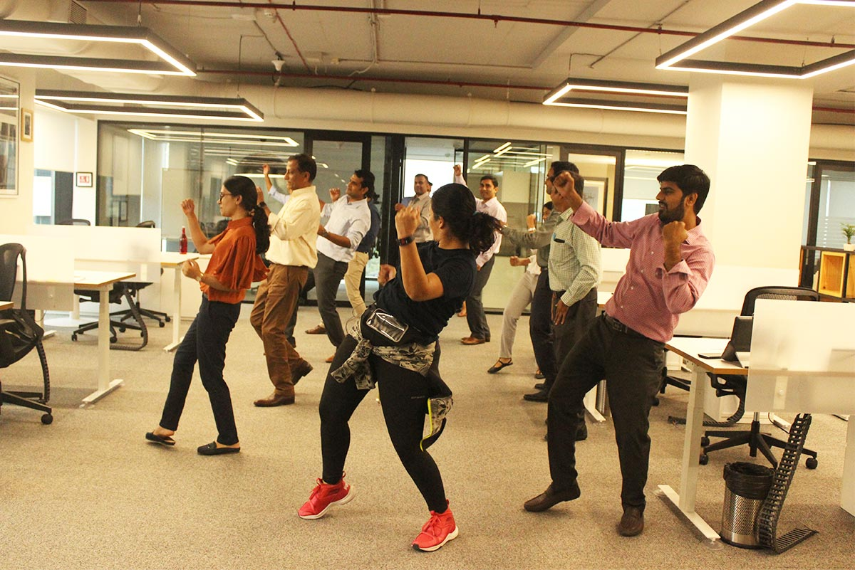 Corporate Wellness Sessions BKC