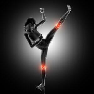 kickboxing improves flexibility
