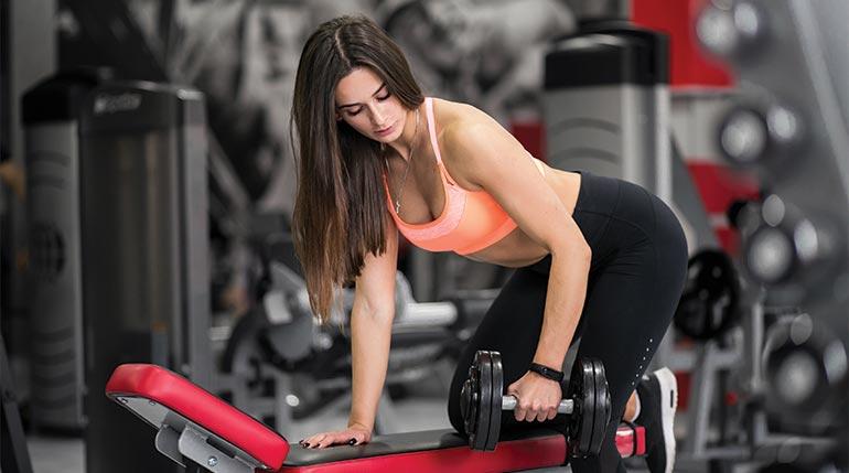 Female Women Bodybuilding Trainers