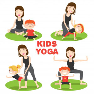 trainers for kids yoga