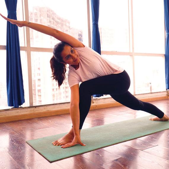 Female Yoga Teachers Kandivli