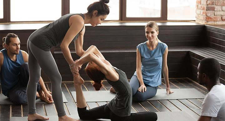 Becoming yoga teacher Mumbai