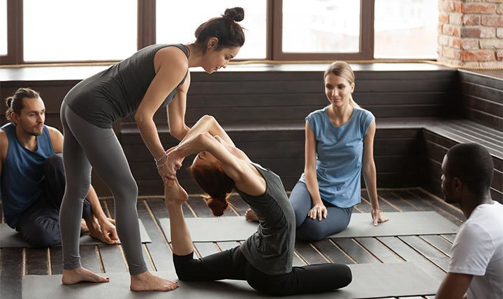 Becoming yoga teacher Mumbai
