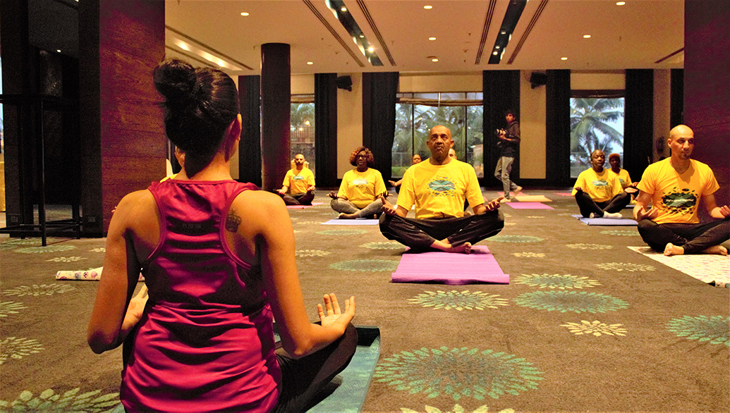 Corporate Wellness Sessions in Mumbai