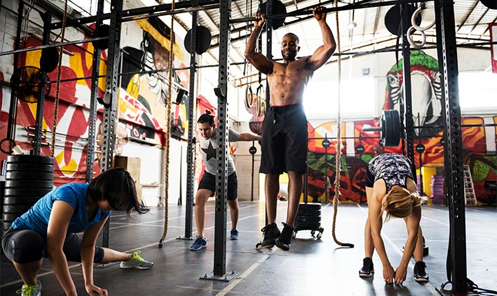 Crossfit Instructors Mumbai
