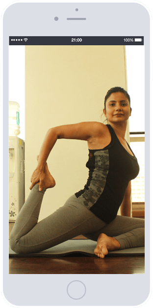 Online Yoga Trainers India