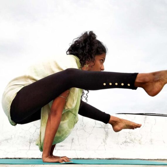 Ashtanga Vinyasa Yoga Teacher India