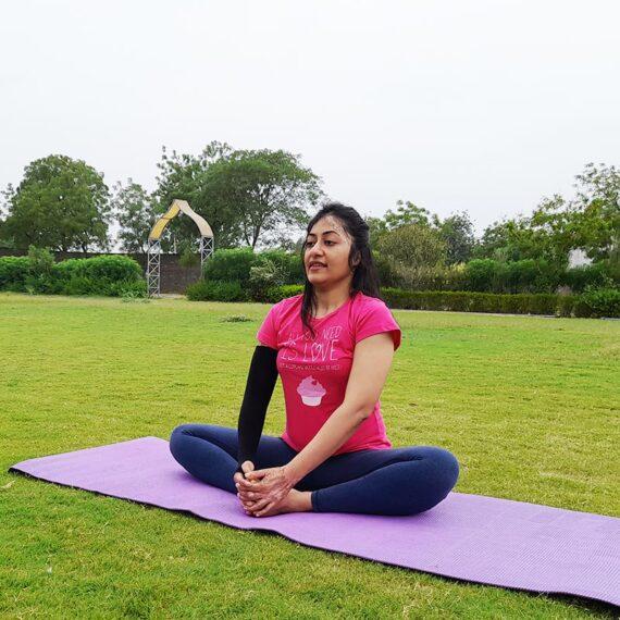 Best Yoga Trainer Jaipur Rajasthan