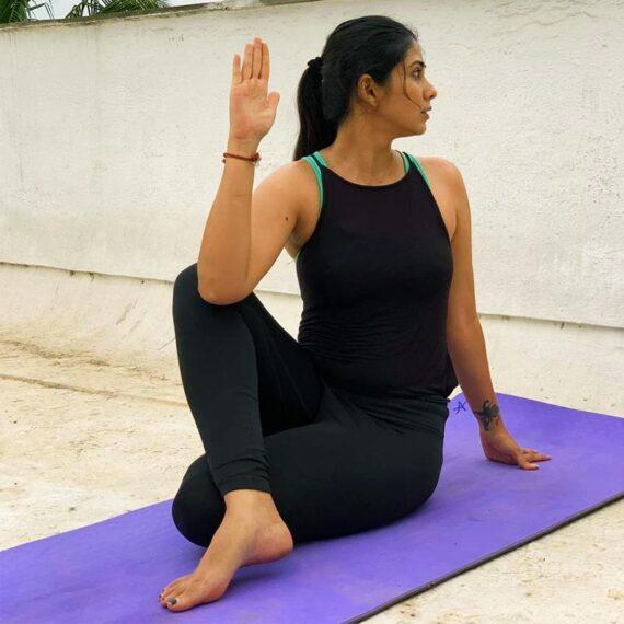 Yoga Meditation Coach Andheri West