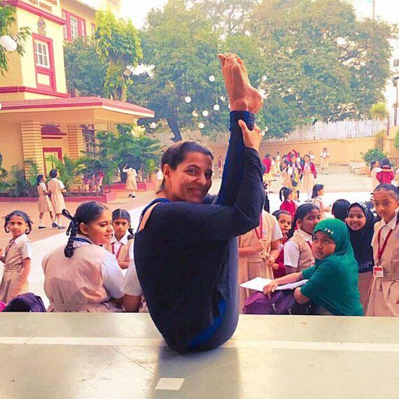 Celeb Yoga Teachers India