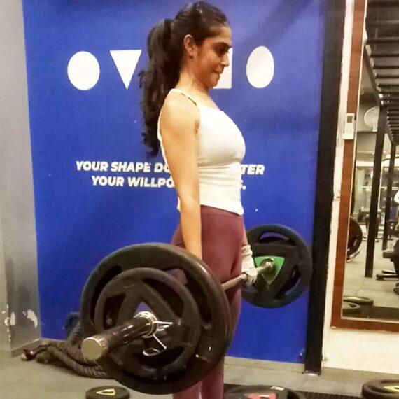 Female Fitness Bodybuilding Trainer Coach Mumbai