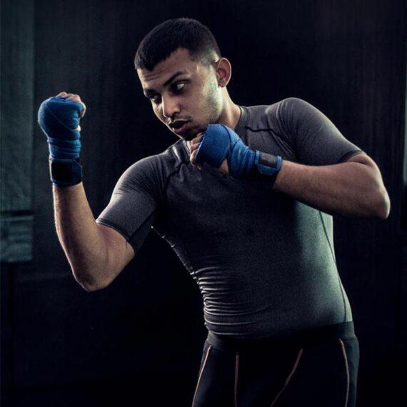 Kickboxing Coach Andheri West Bablu