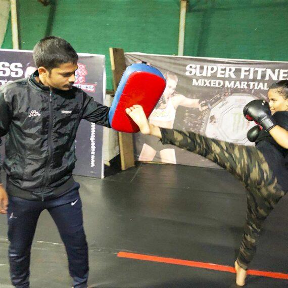 Kickboxing MMA Taekwondo Coaches Mumbai